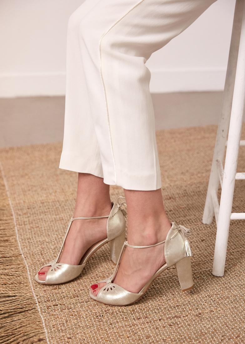 Sezane x Laure de Sagazan chaussures mariee collection capsule mariage l La Fiancee du Panda blog mariage 1
