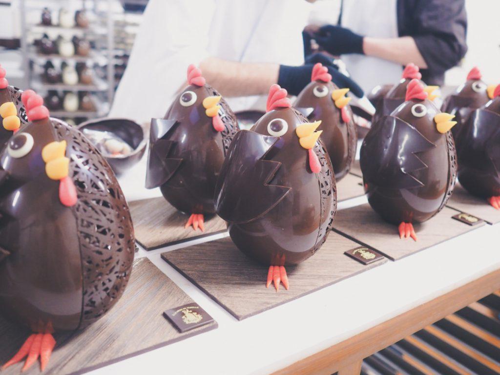 Visite de la chocolaterie A la mere de famille chocolats originaux Paques 2017 l La Fiancee du Panda © blog mariage et lifestyle-3168833