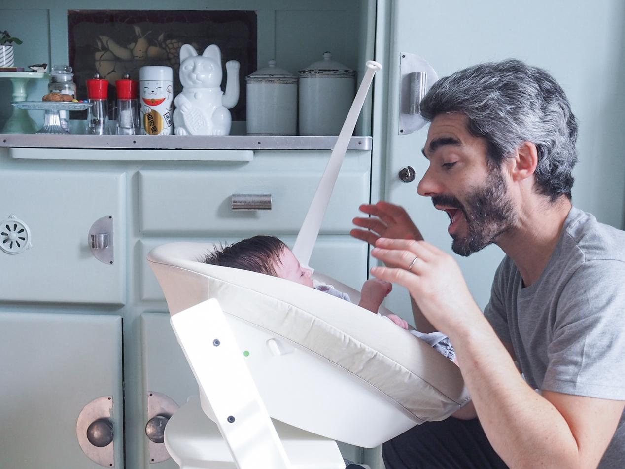 Chaise haute design kids Stokke l La Fiancee du Panda blog famille et lifestyle 8