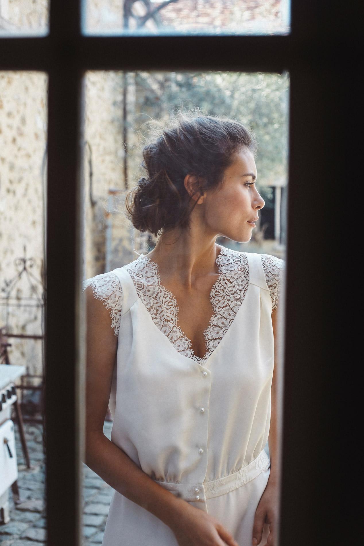 Robe de mariee creatrice paris sur mesure Mathilde Marie l La Fiancee du Panda blog mariage et lifestyle--37