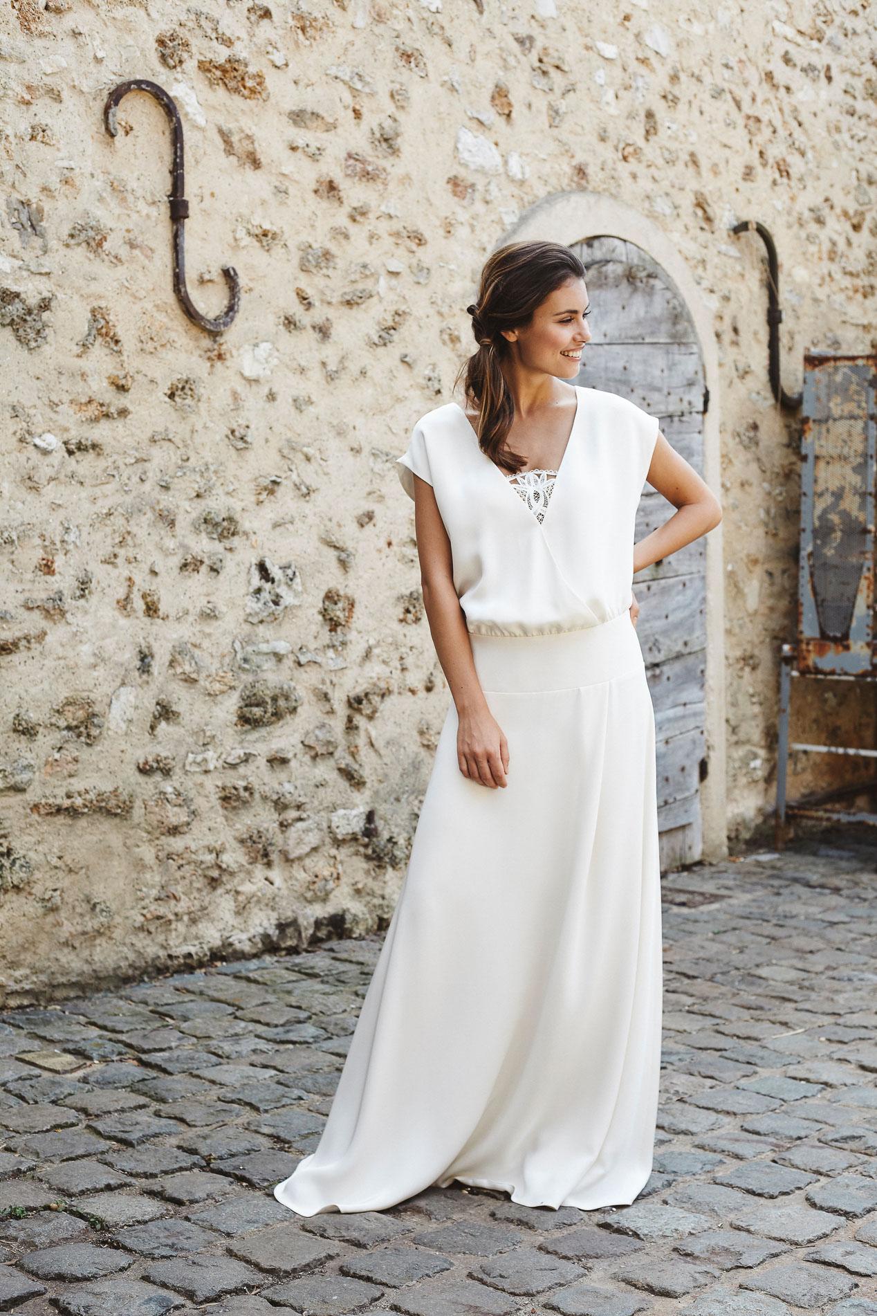 Robe de mariee creatrice paris sur mesure Mathilde Marie l La Fiancee du Panda blog mariage et lifestyle--39