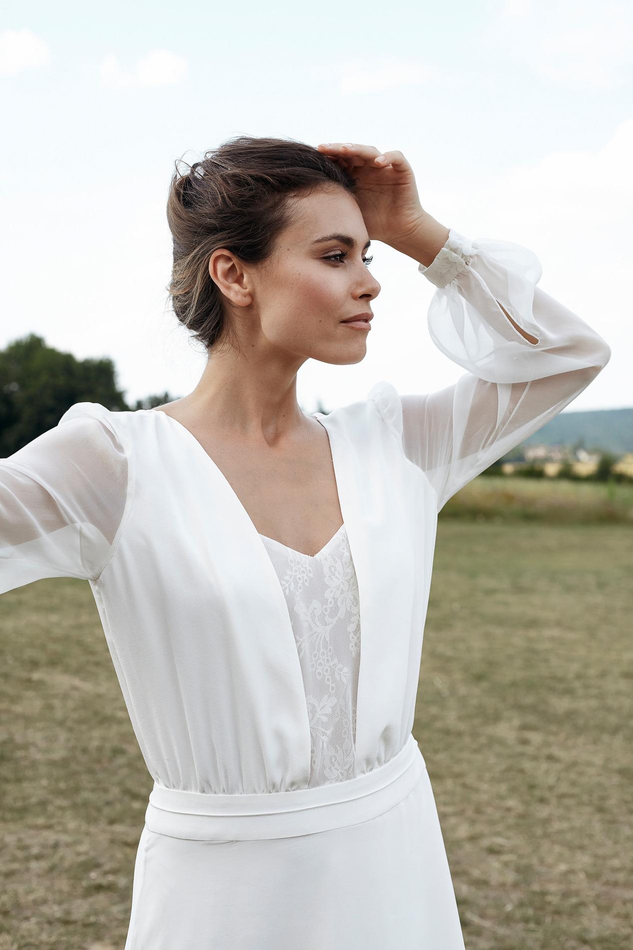 Robe de mariee creatrice paris sur mesure Mathilde Marie l La Fiancee du Panda blog mariage et lifestyle--52