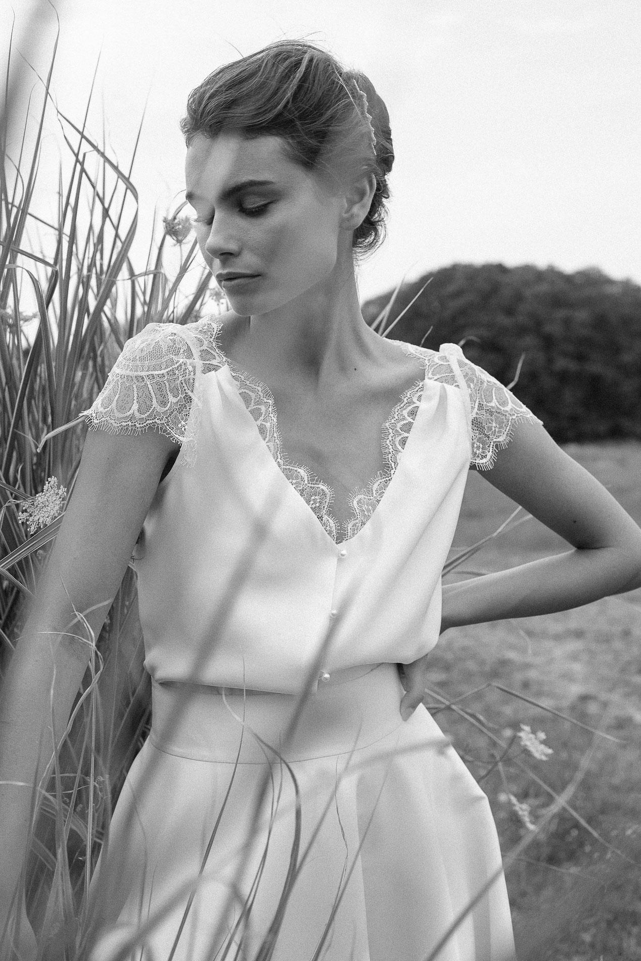 Robe de mariee creatrice paris sur mesure Mathilde Marie l La Fiancee du Panda blog mariage et lifestyle--57
