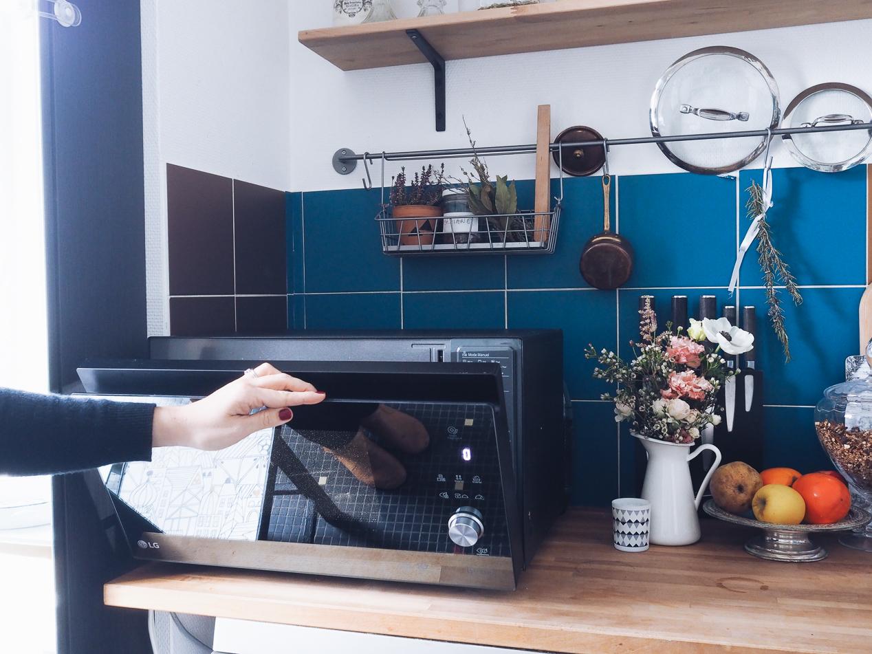 Cuisiner sainement quand on n'a pas le temps micro-ondes LG avis l La Fiancee du Panda blog mariage et lifestyle-155844