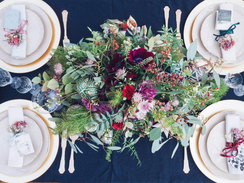 Inspiration deco noel vegetal l a french dark romantic christmas l La Fiancee du Panda blog mariage-127228
