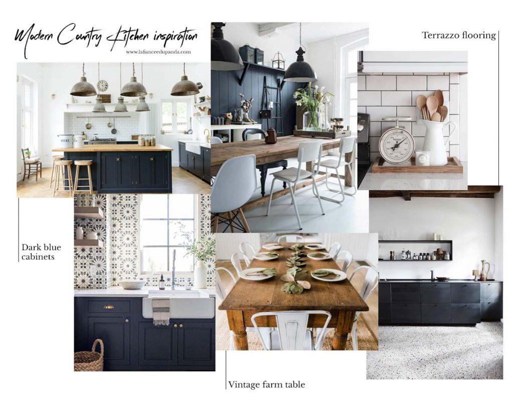 Inspiration cuisine maison de campagne l La Fiancee du Panda blog deco